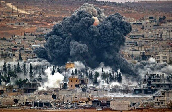 Турция напомнила России и Ирану об ответственности за перемирие в Сирии
