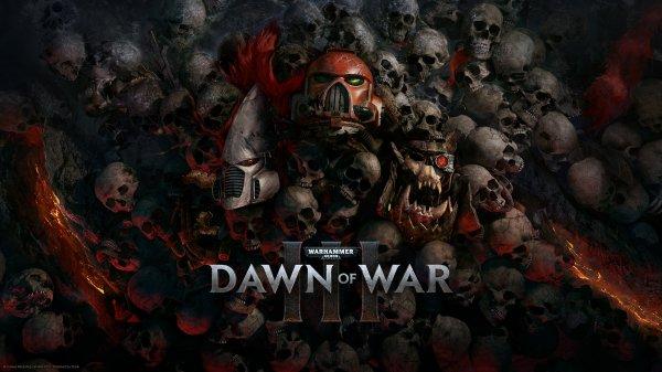 Игра Warhammer 40,000: Dawn of War III пройдёт бета-тестирование