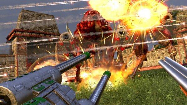 Devolver Digital совместно со студией Croteam выпускают сиквел игры Serious Sam VR: The Second Encounte