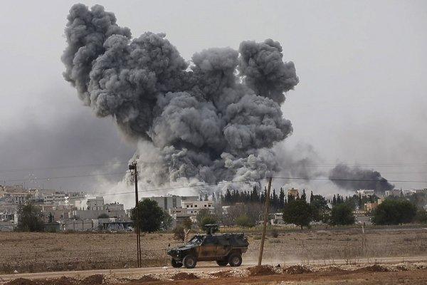 Песков считает удар США по базе в Сирии действиями в интересах террористов