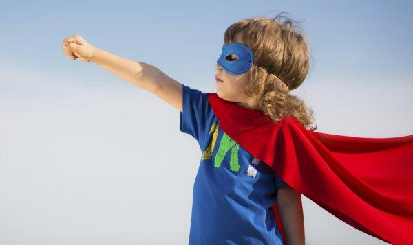Ученые: Люди с рождения любят супергероев