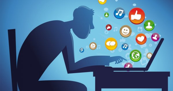 Один час в социальной сети на 14% снижает шансы на счастливую жизнь