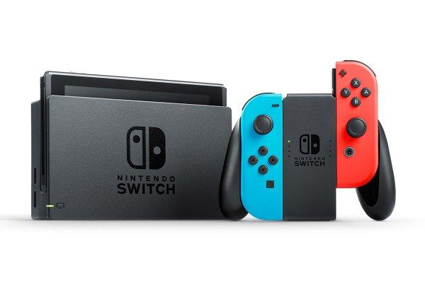 Составлен список новинок игр 2017 года для консоли Nintendo Switch