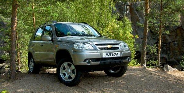 В Казахстане стартовало производство внедорожника Chevrolet Niva