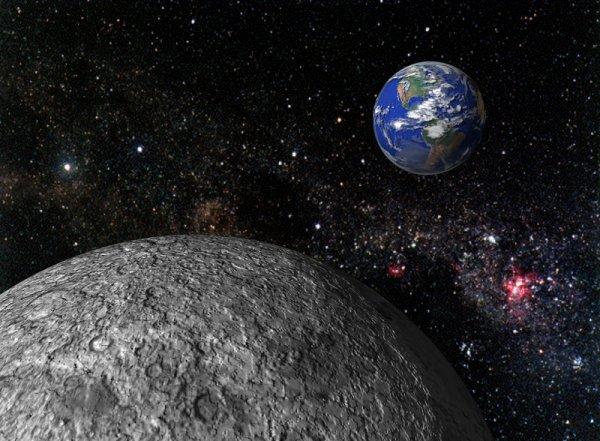 Ученые: Исчезновение Луны приведет к жуткому сценарию апокалипсиса