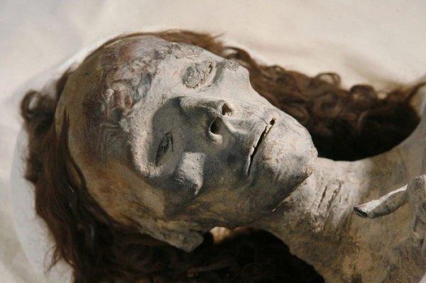 10 апреля в Нью-Йорке открылась Международная выставка мумифицированных экспонатов