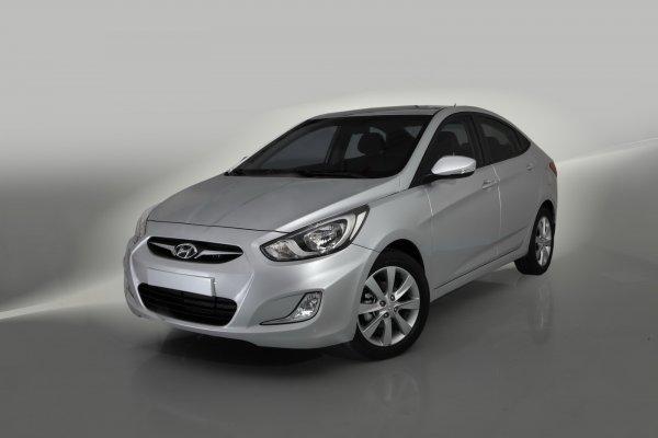 Hyundai Solaris возвратился в ТОП-3 наиболее востребованных авто
