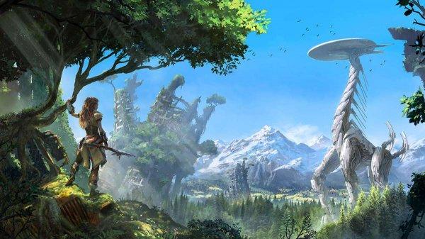 Представитель Guerilla Games обрисовал дальнейшие перспективы игры Horizon
