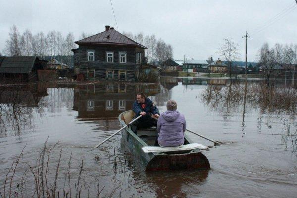 В Новосибирской области объявлен режим ЧС в связи с грядущими наводнениями
