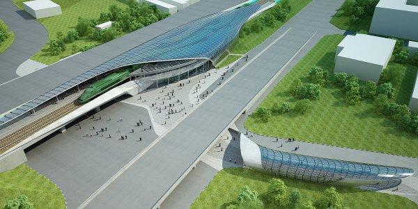 Озеленение вокруг станций МЦК начнется в мае