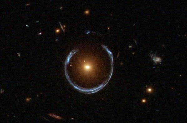 Астрономы обнаружили самую слабую в истории галактику