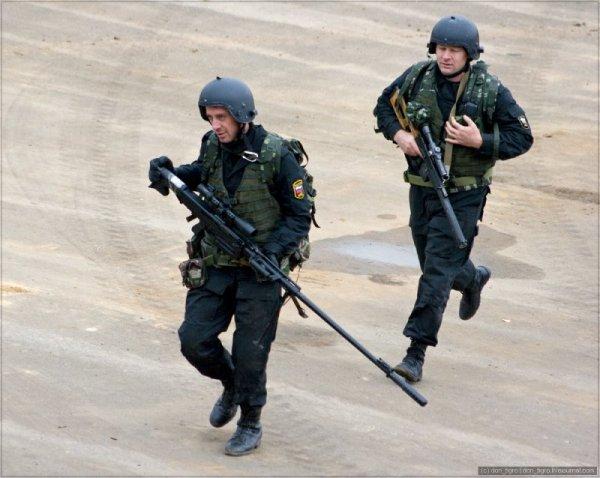 Сирийские войска подходят к Пальмире