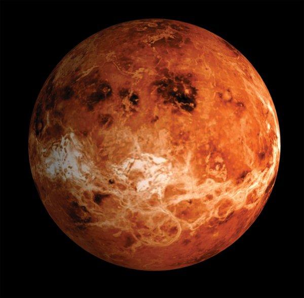 Французские учёные обнародовали результаты исследований структуры поверхности Венеры