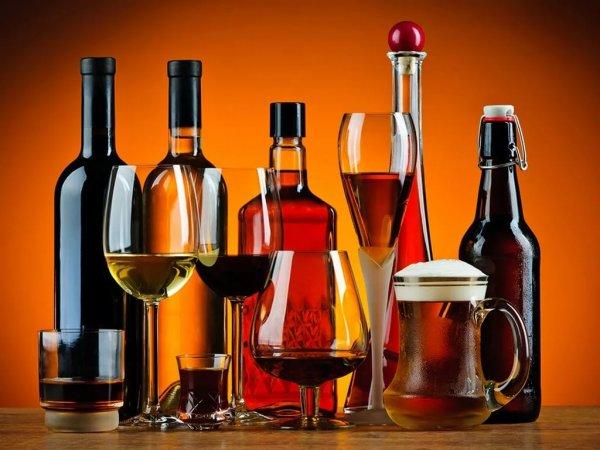 Алкогольные напитки могут спасти жизнь