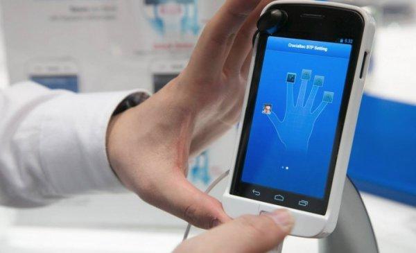 Ученые заявили, что сканер отпечатков пальцев на сматфонах легко обмануть