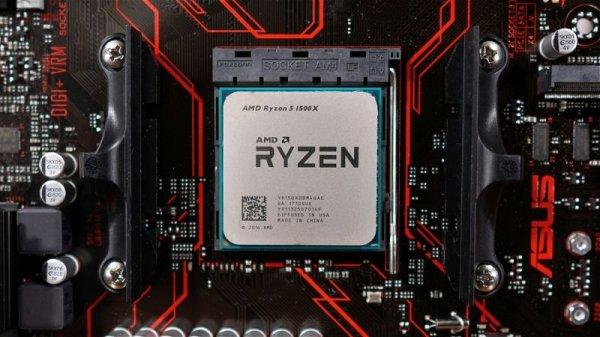 AMD выпустила на рынок процессоры Ryzen 5