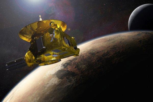 """New Horizons """"впал в спячку"""" до сентября"""