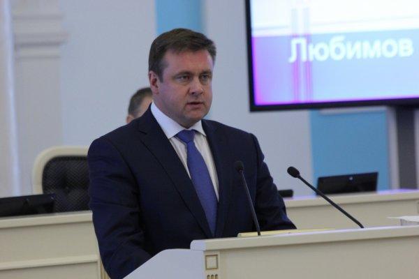 Николай Любимов поздравил Рязань с Днем космонавтики