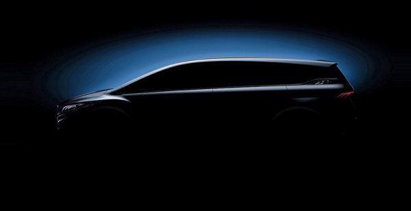 Geely Motors анонсировала премьеру нового минивэна