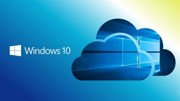 Выходит Windows 10 Cloud от  Microsoft