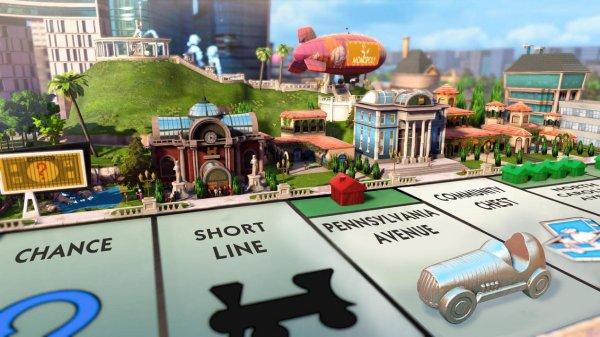 Ubisoft разрабатывает версию Monopoly под игровую приставку Nintendo Switch