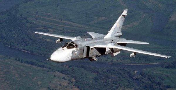 РФ опровергла поставки 10 бомбардировщиков Су-24 в Сирию