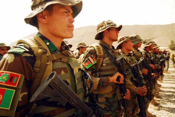 Афганистан просит РФ предоставить помощь в обеспечении армии и полиции