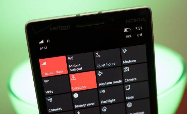 Windows 10 Creators Update будет доступно для 13 смартфонов