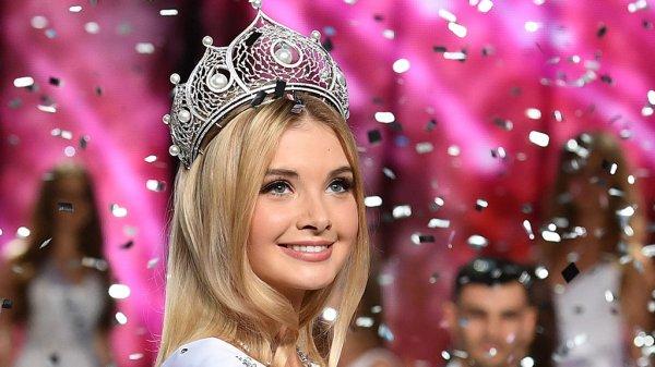 «Мисс Россия-2017»  Полина Попова рассказала, о чем мечтает