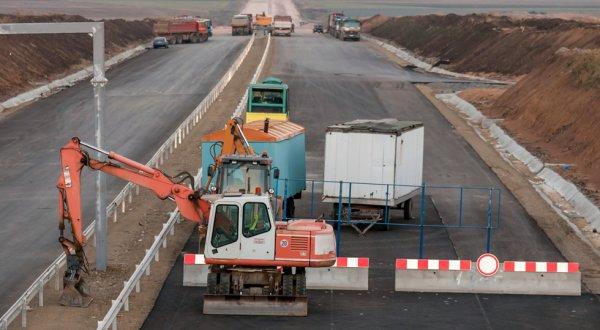 Объёмы ремонта на федеральных трассах вырастут благодаря Платону