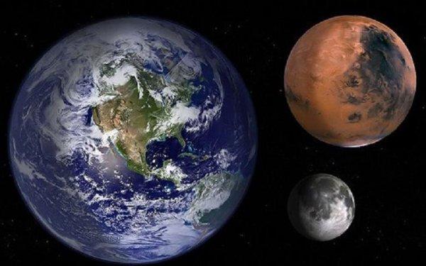 """NASA проверит достоверность """"теории двух Лун"""""""