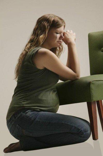 Беременна и одинока