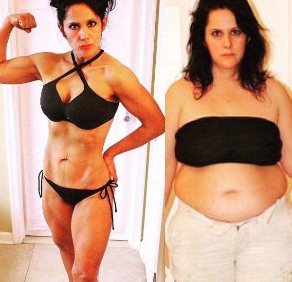 Как похудеть женщине 36 лет