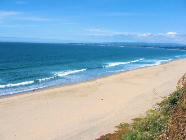 К 2100 году пляжи Калифорнии будут уничтожены