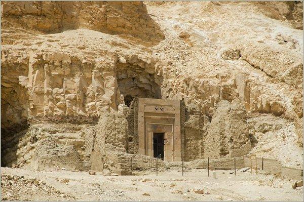 В Египте обнаружили гробницу советника древних времен