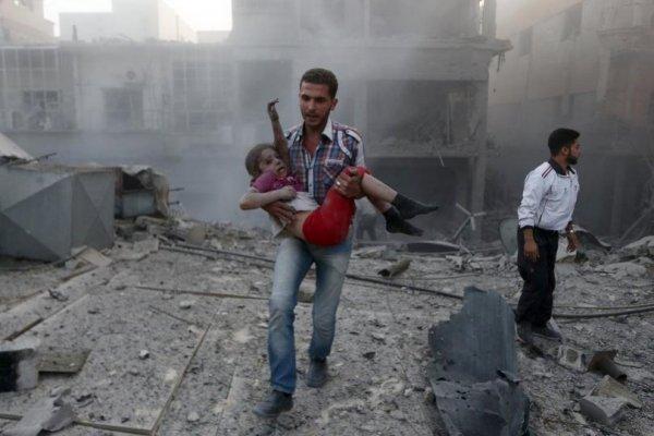 Взрыв в Алеппо унес жизни шести человек