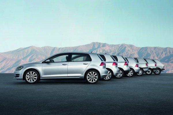 Южная Корея вернет Германии 2,5 тыс. автомобилей Volkswagen