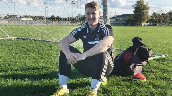 Британский студент Том Уоллис провел психологические исследования в футболе