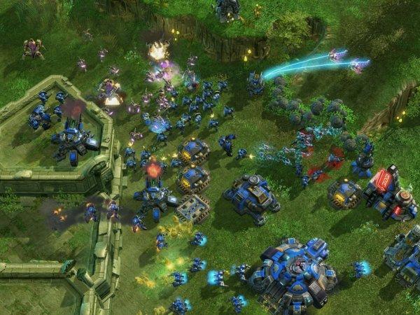 Потенциальный президент Южной Кореи создал карту для StarCraft