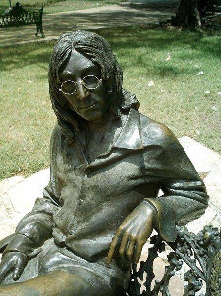 На Алтае появится парк Джона Леннона