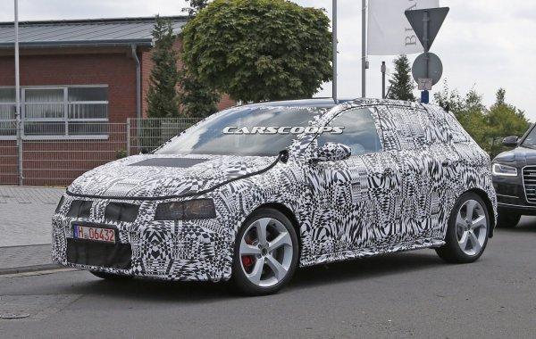 «Заряженный» Volkswagen Polo GTI получит мотор от Golf GTI 2008 года