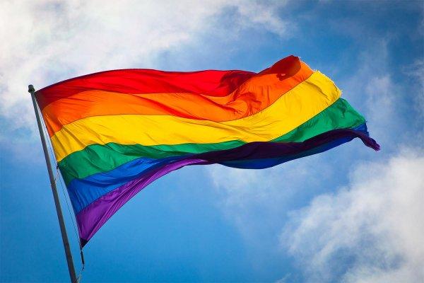 В честь создателя флага ЛГБТ придумали шрифт