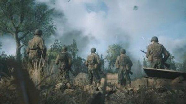 Новая серия «Call of Duty» продолжит тему Второй Мировой войны