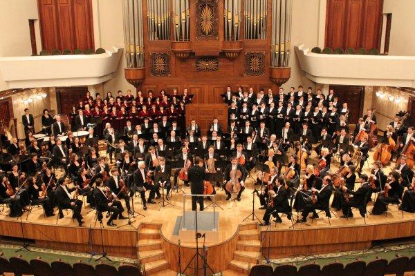Государственный симфонический оркестр Татарстана даст концерт в Москве