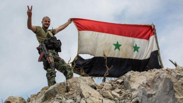 Сирийская армия разгромила крупнейший оплот террористов на севере Хамы