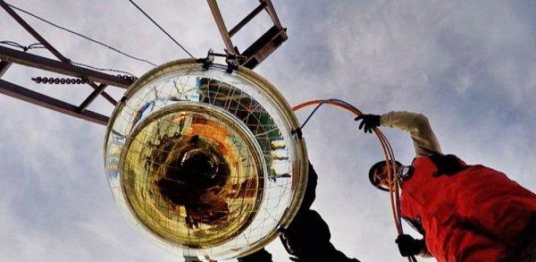 На Байкале ученые запустили подводный телескоп для отлова нейтрино