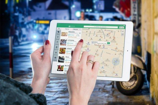 В Apple Maps появились варианты транзита для Парижа