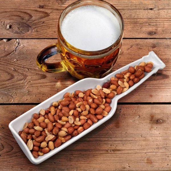 Пиво c арахисом восстановят силы после занятий спортом - Ученые