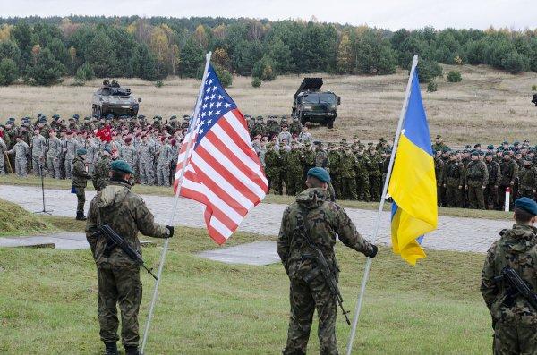 На Донбасс приехали военные инструкторы из США