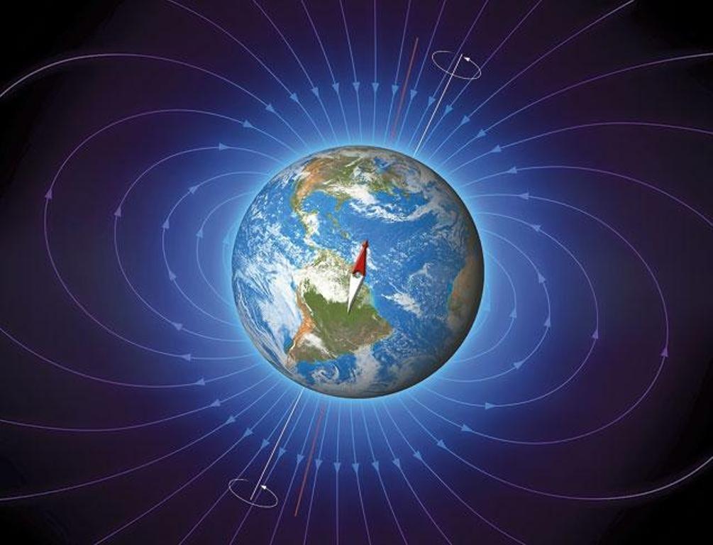 Ученые раскрыли секреты магнитного поля Земли